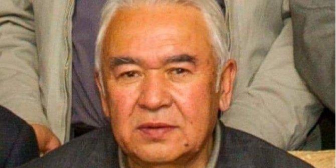 Uygur Türk'ü yazar toplama kampında öldü