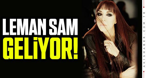 Leman Sam Denizli'ye geliyor!