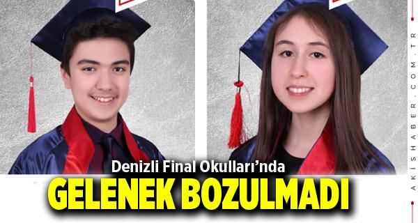 Denizli Final Okullarından 2 Türkiye Birincisi