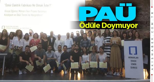 Mimarlık Bölümü Öğrencileri 5 Farklı Ödül Kazandı
