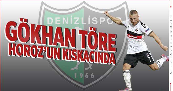 Denizlispor'dan Gökhan Töre'ye dev teklif
