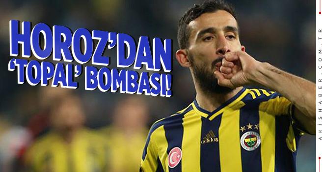 Denizlispor'dan Mehmet Topal bombası!