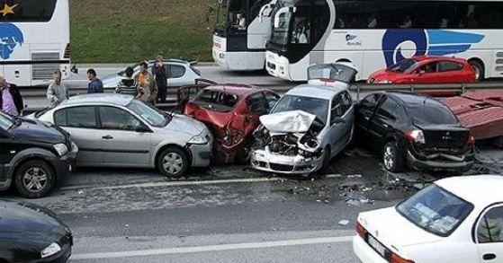 Üç Günlük Trafik Bilançosu Korkunç!