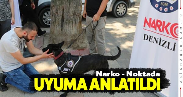 Narko-Nokta'da UYUMA Anlatıldı