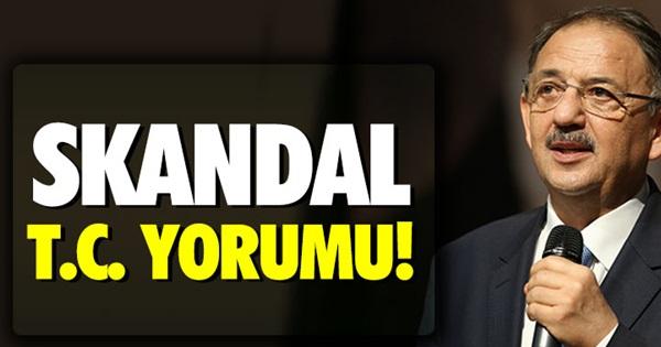 Özhaseki'den skandal T.C. yorumu