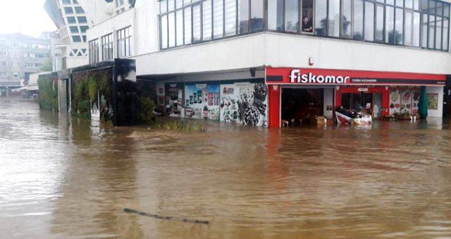 Düzce'de sel felaketinde 7 kişi kayıp!