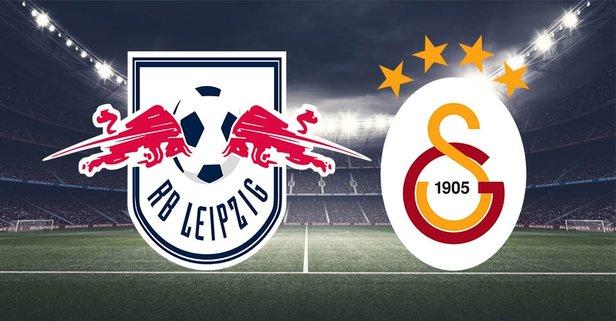 Leipzig Galatasaray maçı ne zaman, saat kaçta, hangi kanalda?