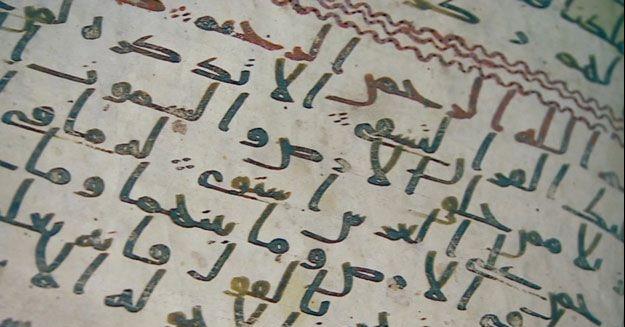 1370 Yıllık Kur'an-ı Kerim Gelecek mi ?