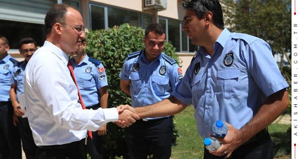 Başkan Örki: Biz Büyük Bir Aileyiz
