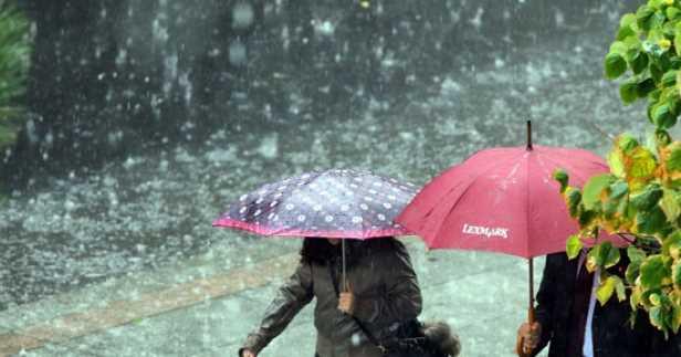Şemsiyelerinizi Çıkarın, Yağmur Geliyor!