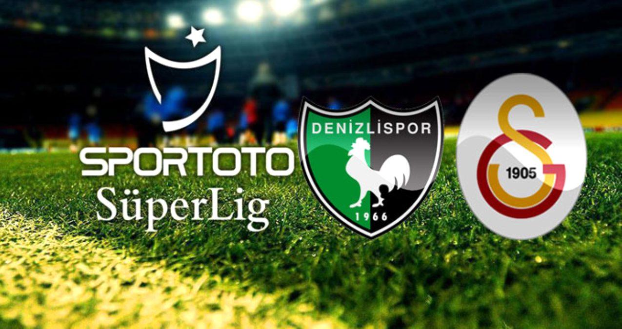 Denizlispor Galatasaray maçının iddaa oranları