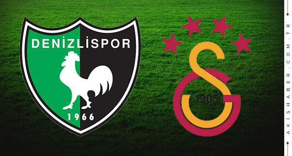 Denizlispor Galatasaray şifresiz beIN Sports canlı izle