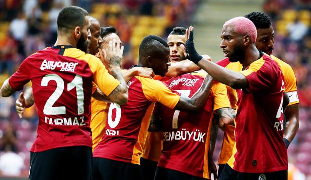 Denizlispor'un rakibi son şampiyon Galatasaray