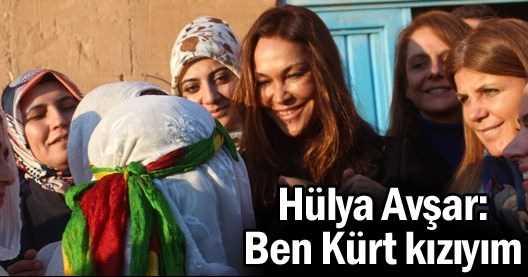 Hülya Avşar Kobanêli Kadınlarla Görüştü
