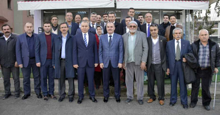 Aydoğdu Cami Yeni Yüzüyle Misafirlerini Ağırlıyor!