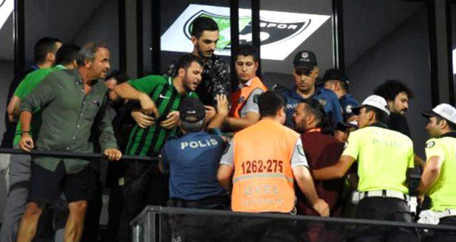 Galatasaray'dan Denizlisporlu taraftarlara dava