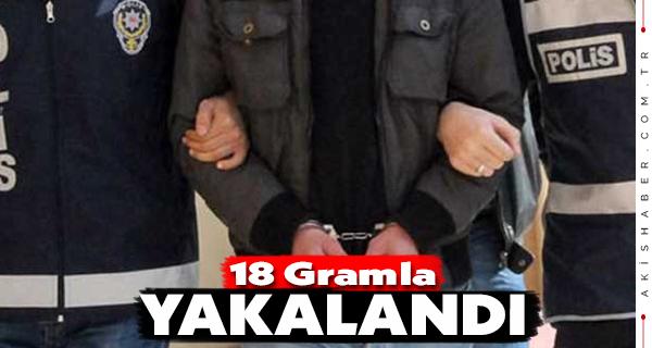 Denizli'de Uyuşturucu Operasyonunda 1 Gözaltı