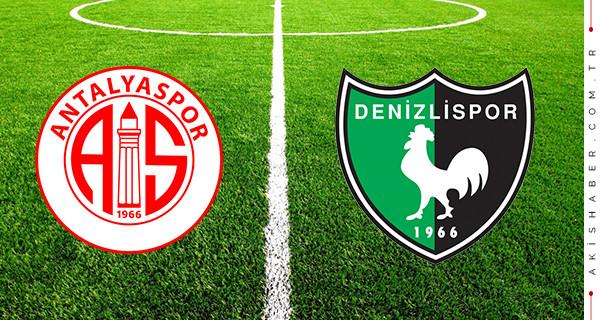 Antalyaspor Denizlispor maçı ne zaman?