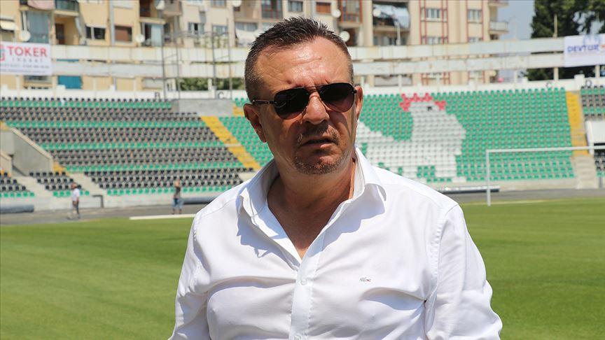 Ali Çetin: Hedefimiz Antalyaspor galibiyeti