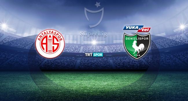 Antalyaspor Denizlispor maçı beIN Sports'da