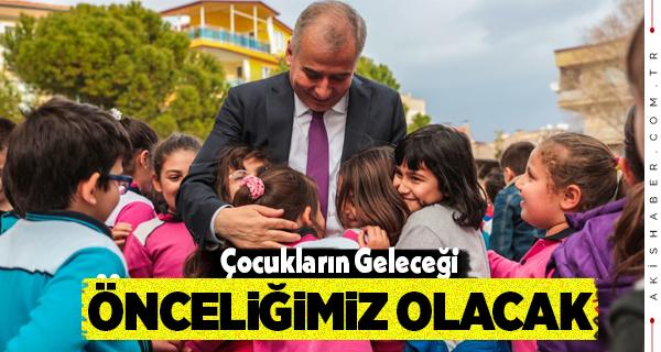 Başkan Osman Zolan'dan Öğrencilere Mesaj