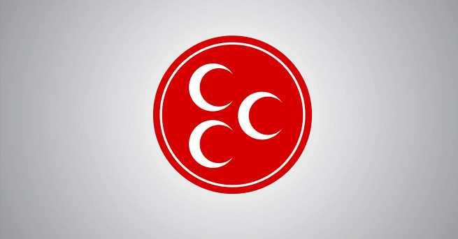 MHP'li Başkanı'nın Makam Otomobili Kurşunlandı