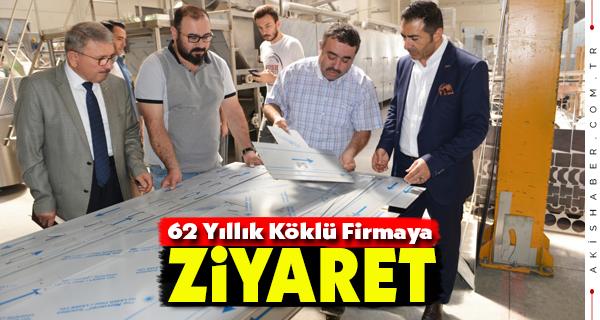Başkan Erdoğan'ın İşletme Ziyaretleri Sürüyor