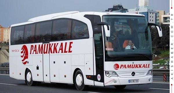Pamukkale Turizm'de Yas Var