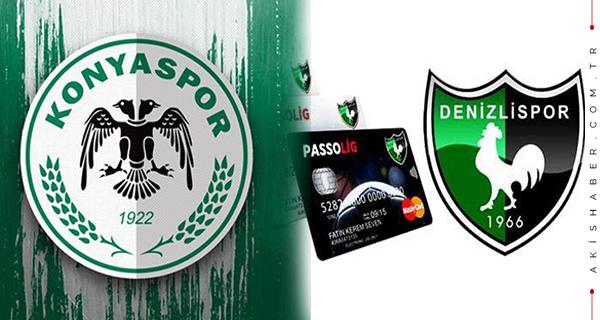 Denizlispor-Konyaspor Bilet fiyatları Açıklandı
