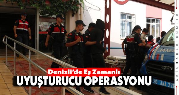 Zehir Tacirlerine Şok Baskın: 6 Gözaltı