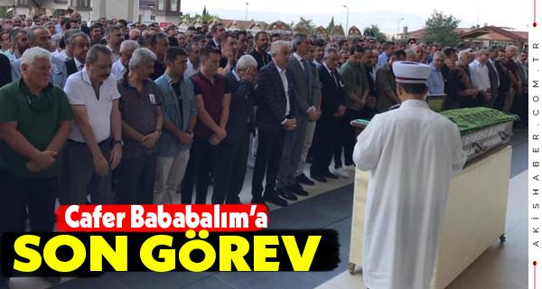Cafer Bababalım'a Son Görev