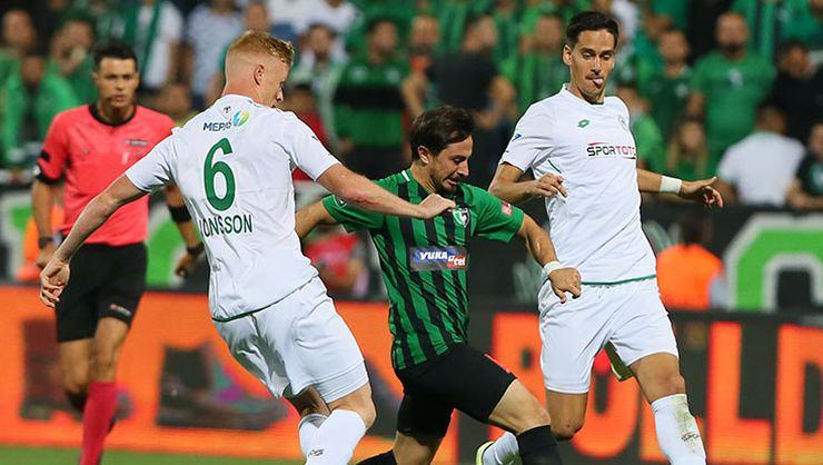 Horoz mağlubiyetle tanıştı: 0-1