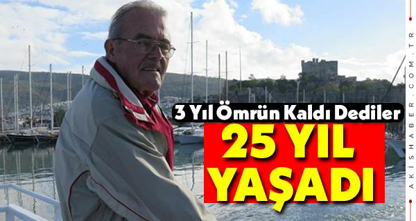Türk Dostu Anton Vefat Etti