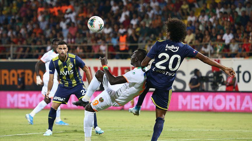 Alanyaspor Fenerbahçe: 3-1 maç özeti izle