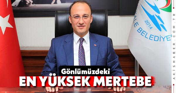 Başkan Örki'den Gazilere Mesaj