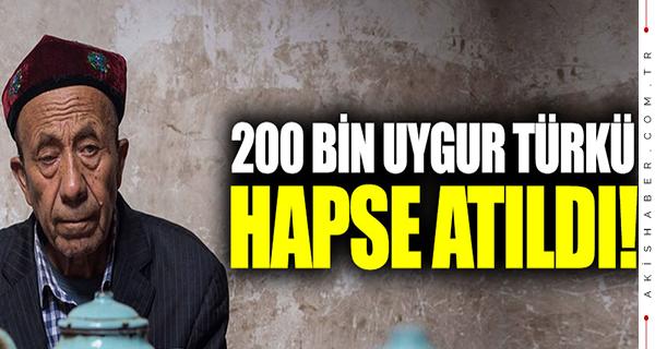 Doğu Türkistan'da Zulüm Hiç Dinmiyor