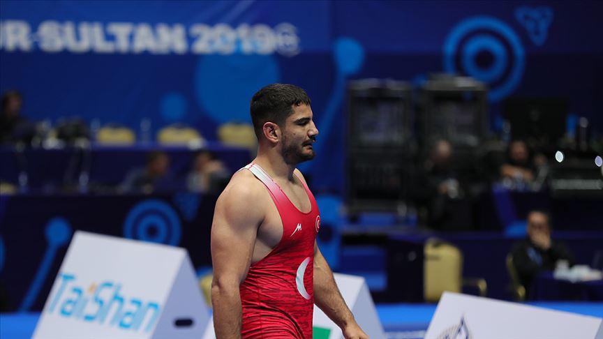 Milli güreşçi Taha Akgül 2020 olimpiyatlarında