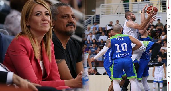 Merkezefendi Belediyesi Denizli Basket Galibiyetle Başladı