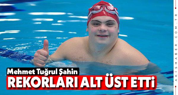 Genç Sporcu İtalya'dan 4 Rekorla Döndü