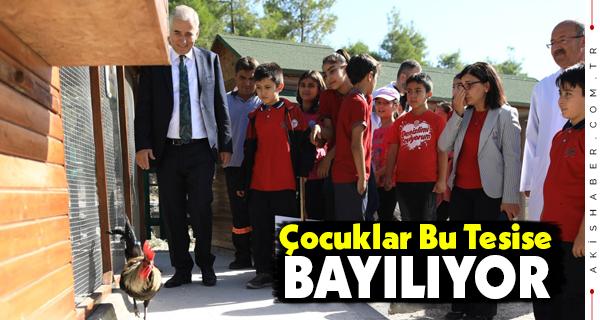 Başkan Zolan Önemli Günü Çocuklarla Kutladı