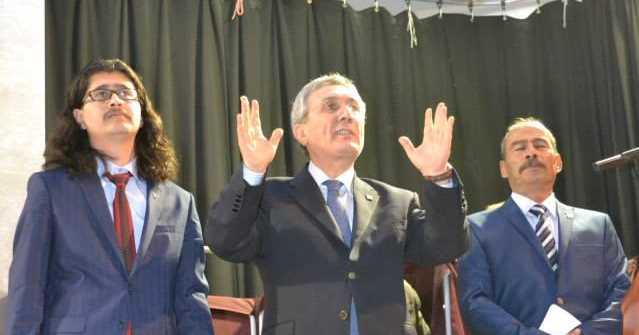 Başkan Selahattin Sökmen İlk Demecini Verdi