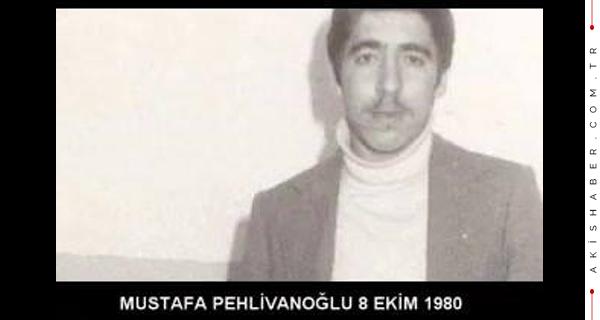 Ülkücü Şehit Mustafa Pehlivanoğlu'nu Rahmetle Anıyoruz