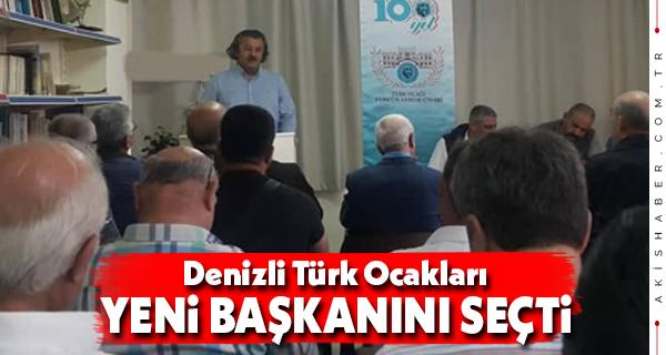 Denizli Türk Ocakları'nda Genel Kurul Heyecanı