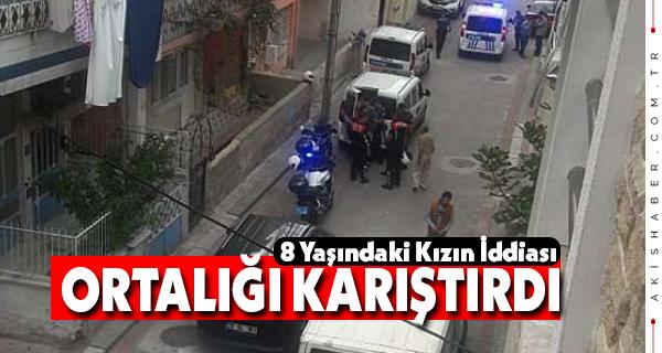 Denizli'de Polis ve Tacizci Arasında Kovalamaca