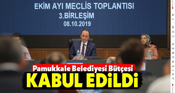 Başkan Örki: Gerçekçi Bir Bütçe