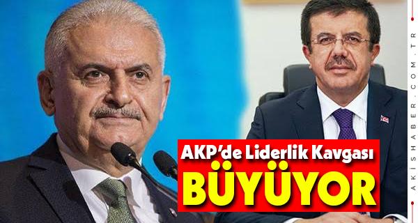 AKP İzmir Teşkilatında Kavga Büyüyor