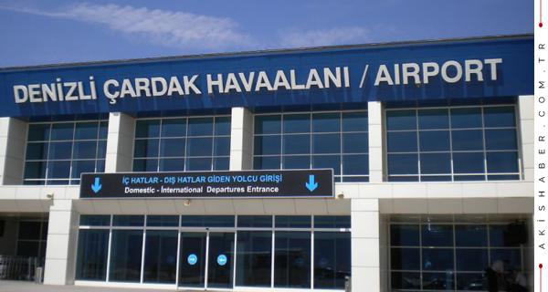 Çardak Havalimanı Eylül 2019 Verileri Açıklandı