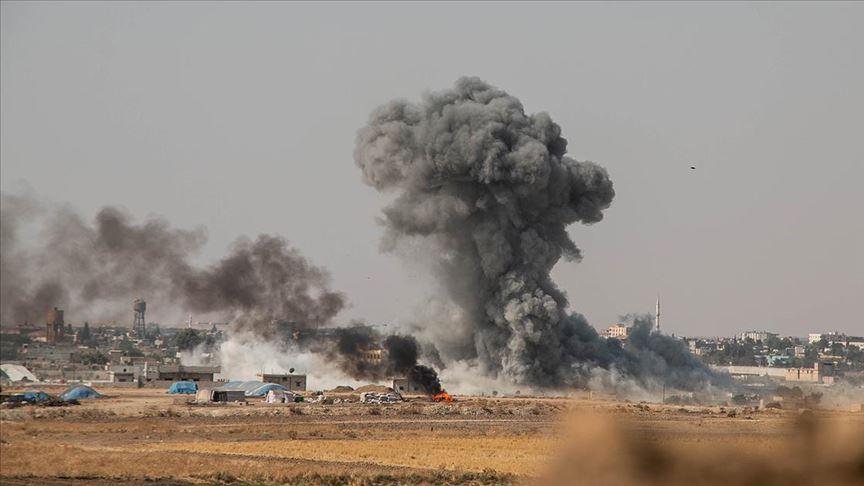 Barış Pınarı Harekatı'nda öldürülen terörist sayısı 480