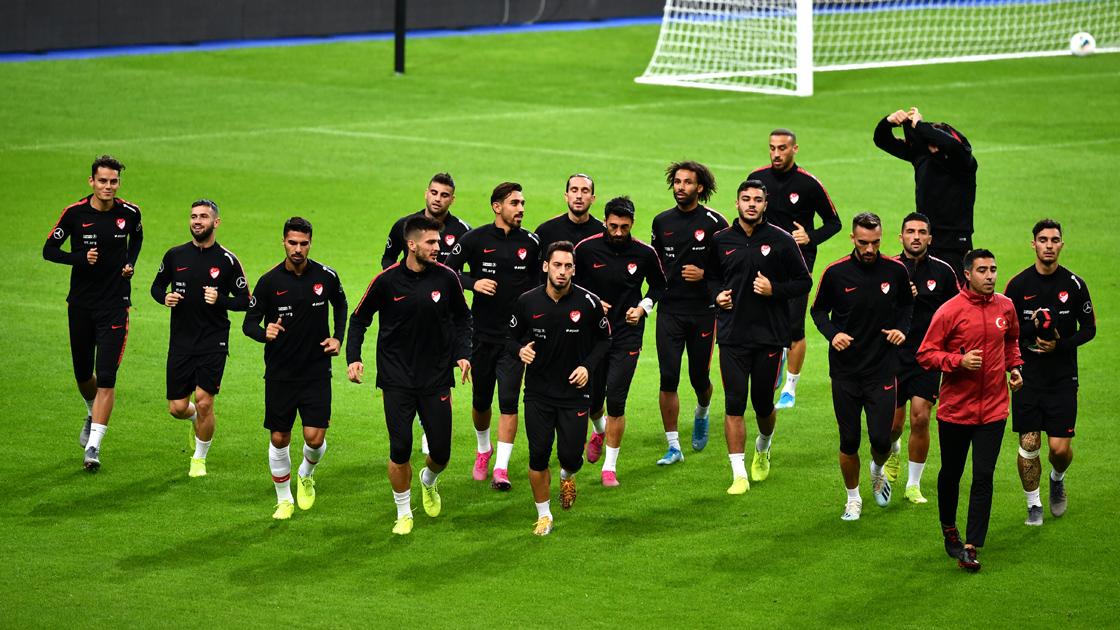 Fransa Türkiye maçı hangi kanalda?