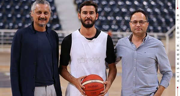 Merkezefendi Basket'e Taze Kan…
